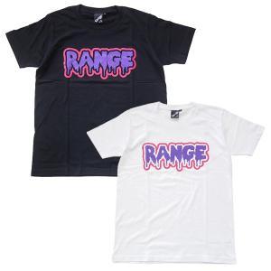 range レンジ  Cranky S/S TEE steelo