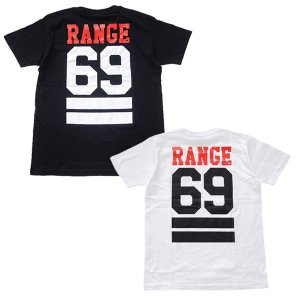 range レンジ  69 is ROCK S/S tee|steelo