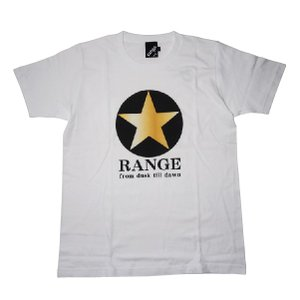 range レンジ  big star print s/s t shirts|steelo
