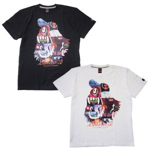 ROLLING CRADLE ロリクレ RCxEVANGELION CYCLOPS SHOUT T-SHIRT
