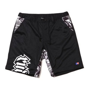 RUDIE'S ルーディーズ  SPARK MESH SHORTS|steelo