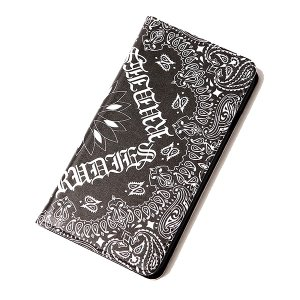 RUDIE'S ルーディーズ SWAG PAISLEY iPhone6 BOOKCASE|steelo