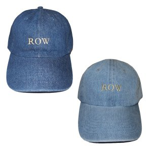 ROCK ONE'S WORLD ロックワンズワールド ROW LOW CAP|steelo