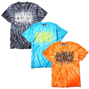 RUDIE'S ルーディーズ  DISCHARGE SCREW DYED-T|steelo