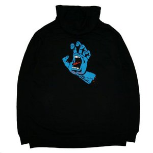 SANTA CRUZ(サンタクルーズ) SCREAMING HAND ZIP HOOD|steelo