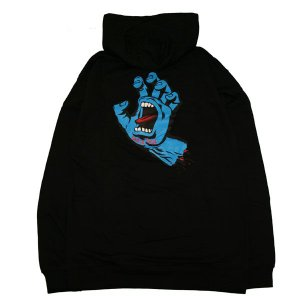 SANTA CRUZ サンタクルーズ SCREAMING HAND PULLOVER|steelo