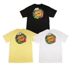 SANTA CRUZ サンタクルーズ SLASHER DOT  S/S TEE|steelo