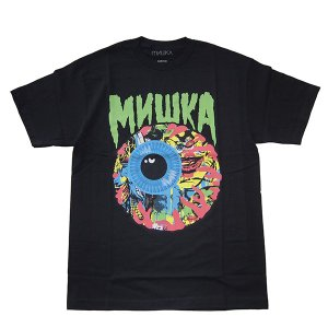 MISHKA ミシカ LAMOUR CHAOS KEEP WATCH TEE|steelo
