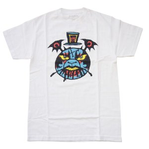 MISHKA ミシカ DUTTY BEAR MOP TEE|steelo
