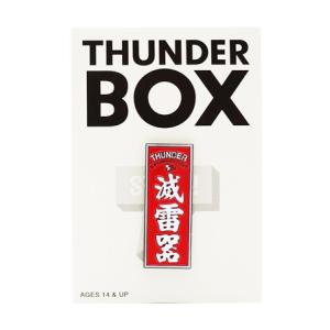 THUNDER BOX サンダーボックス滅雷器 PINS|steelo