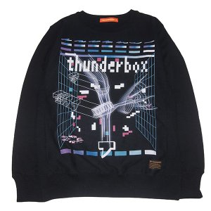 THUNDER BOX サンダーボックス BOX GOES SWEAT|steelo
