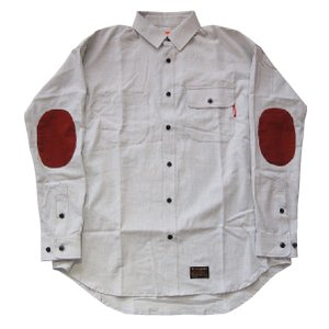 THUNDER BOX サンダーボックス STEPPIN' SHIRT|steelo