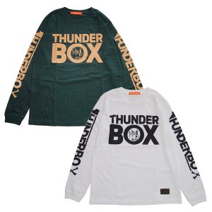 THUNDER BOX サンダーボックス  NEEDLE WARRIOR L/S|steelo