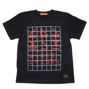 THUNDER BOX サンダーボックス XEVI WORD TEE|steelo
