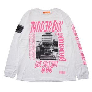 THUNDER BOX サンダーボックス HARD BRAIN STORM|steelo