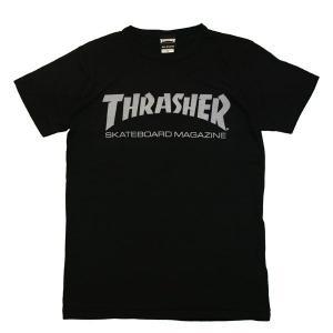 THRASHER スラッシャー MAG LOGO-SOFT- Tシャツ steelo