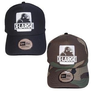 X-LARGE エクストララージ NEWERA OG SNAPBACK CAP|steelo