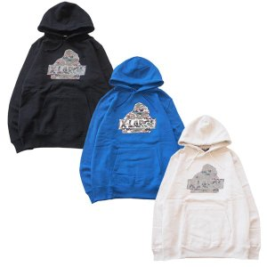 X-LARGE エクストララージ  REFLECTOR CAMO OG PULLOVER HOOD SWEAT|steelo
