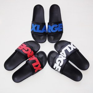 X-LARGE エクストララージ XLARGE SLIDES|steelo