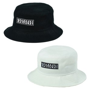 ZEPHYREN ゼファレン CHOSEN MATERIAL BUCKET HAT -VISIONARY-|steelo