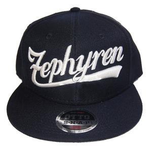 ZEPHYREN ゼファレン B.B CAP -BEYOND- BLACKxWHITE steelo