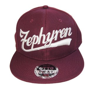 ZEPHYREN ゼファレン B.B CAP -BEYOND- BURGUNDY|steelo