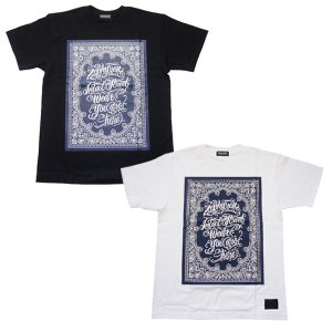 ZEPHYREN ゼファレン S/S TEE -WEST RIDE-|steelo