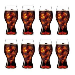 [正規品] RIEDEL リーデル コカ・コーラ グラス 8個セット リーデル・オー コカ・コーラ ...