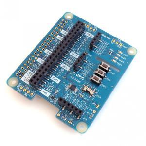 サンハヤトRaspberry Pi拡張コネクタ用GPIO実験ボードAS-E405 step
