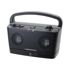 ご高齢者用テレビ音量スピーカー オーディオテクニカ AT-SP767TV ブラック|step