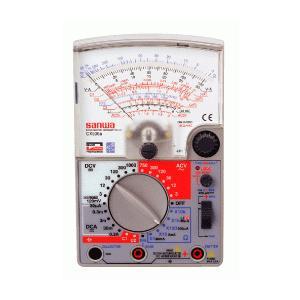 三和電気計器 [サンワ SANWA]   CX-506A   アナログマルチメータ(アナログテスター/テスター)|step