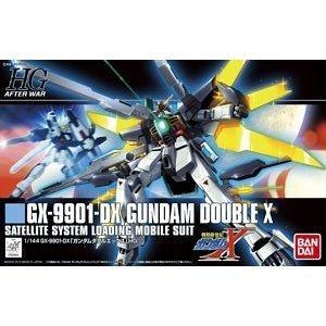 バンダイ HGAW-163 GX-9901-DX ガンダムダブルエックス (ガンダムDX)|step