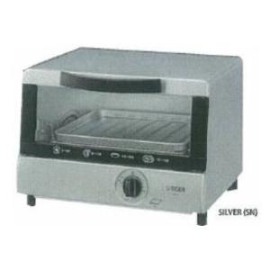海外向け TIGER タイガー  Toaster oven KAJ-B08W SNZ 220V|step
