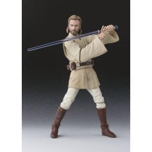 S.H.フィギュアーツ スター・ウォーズ オビワン・ケノービ (ATTACK OF THE CLONES) Obi-Wan-Kenobi|step