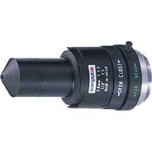 """CCTVレンズ CBC TG2625FCS-P ピンホール 2.6mm F2.5-360C 絞り DC駆動  1/3""""型CSマウント step"""