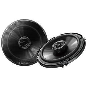 Pioneer 海外向けカーオーディオ Pioneer Car Speaker TS-G1645R|step