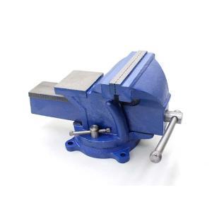万力 回転式 リードバイス (150mm) バイス バイス台の画像
