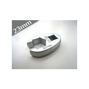 送料無料 定形外発送 1/2 デラックスクローフットレンチ 23mm