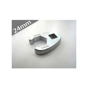 送料無料 定形外発送 1/2 デラックスクローフットレンチ 24mm