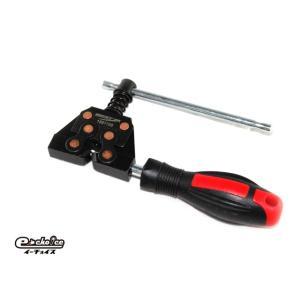 グリップが握りやすく、チェーンの切断が簡単です。  主に、ミニバイクから中型バイクに使われる、250...