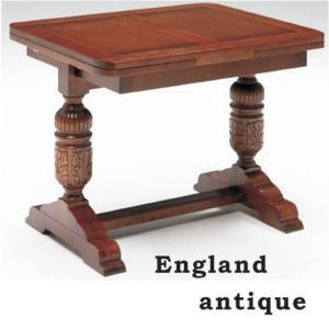 ダイニングテーブル センターテーブル リビングテーブル 北欧 アンティーク 伸長式|stepone09