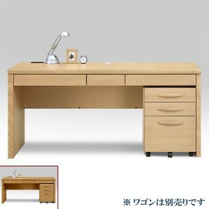 書斎デスク 机 PCデスク 幅150cm 北欧 ワークデスク|stepone09