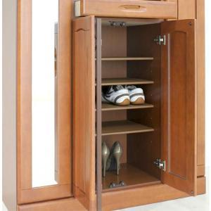 下駄箱 靴箱 シューズラック 収納 完成品 幅100cm (開梱設置無料) 人気|stepone09|05
