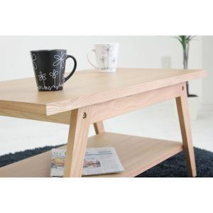センターテーブル ローテーブル 幅80cm 北欧 モダン|stepone09|04