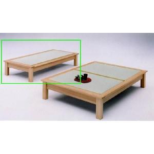畳ベッド 畳シングルベッド アウトレット価格 和風 (SALE セール)|stepone09
