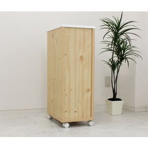 キッチンカウンター スリム 収納 完成品 おしゃれ キッチンワゴン 幅30cm 安い おしゃれ|stepone09|06