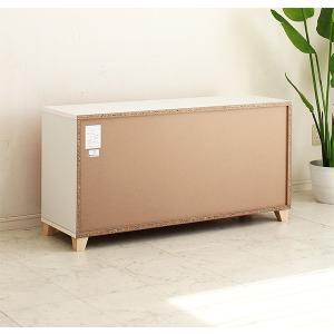 チェスト 完成品 ローチェスト 木製 120 収納タンス 安い ニトリ IKEA 無印好きに人気 新生活 ワンルーム 一人暮らし 新生活応援|stepone09|11
