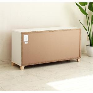チェスト 完成品 ローチェスト 木製 120 収納タンス 安い ニトリ IKEA 無印好きに人気 新生活 ワンルーム 一人暮らし 新生活応援|stepone09|09