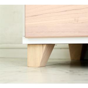 チェスト 完成品 ローチェスト 木製 120 収納タンス 安い ニトリ IKEA 無印好きに人気 新生活 ワンルーム 一人暮らし 新生活応援|stepone09|10