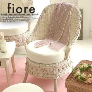 アジアン 籐ソファ ラタンチェア 白 ホワイト 椅子 1人用|stepone09